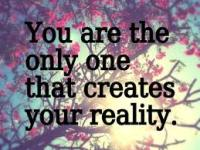 you are the only ones who create